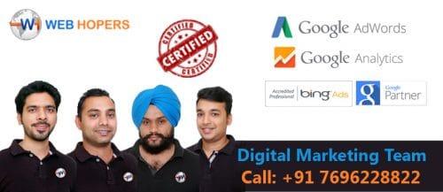 Digital Marketing Company in Chandigarh