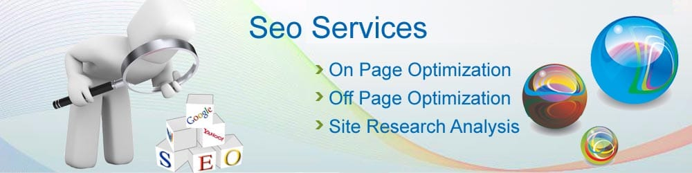 On Page SEO & Off page SEO Services in Bangalore