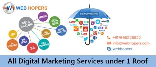 Best Online Marketing Company in India