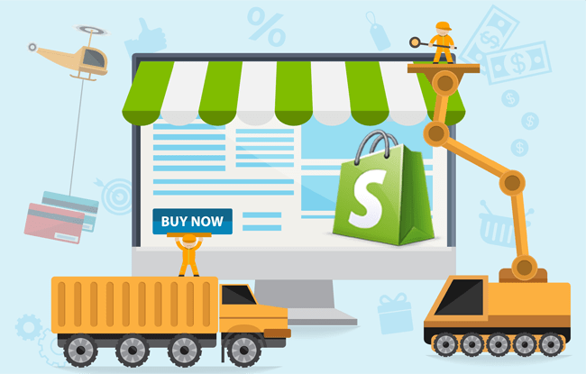 Shopify eCommerce Development Company