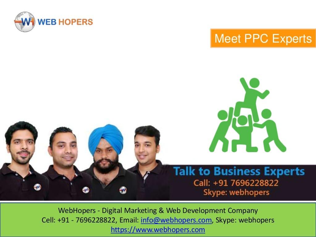 PPC Company in Mohali