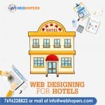Web Designing Services for Hotels