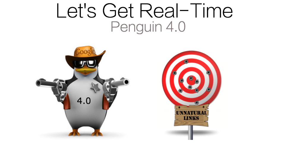 Latest Algorithm Update Google Penguin 4.0 Roll Out