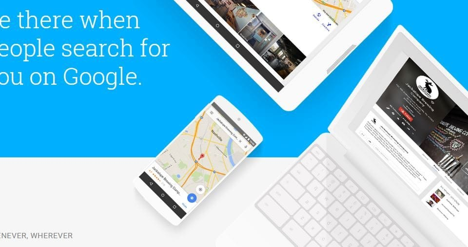 Benefits of Google My Business Page For Local Business