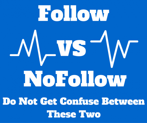 Difference Between Do Follow and No Follow Links in SEO - For the newbie who are new in the world of SEO might be wondering the difference between do follow and no follow links in SEO. If you want your site to get higher ranks and do well on the popular search engines. Then it becomes mandatory for you to know about these terms first and then the difference between the both links. Whenever you start a new site then the first thing that hits the mind is how to get higher ranks on search engines. And to achieve the success in the SEO world, it is very important to know about do follow and no follow links. Here, we will do our best to clear your doubts about these terms. Difference between a Do follow and no follow link in SEO Now before you head towards knowing the difference between these two links, it is important to know about them first. The moment you will have the basic knowledge about them it would not be difficult for you to implement them in your website. Below mentioned is the major difference between the two of the links. Do follow link A do follow link is a type of link that has the potential to improve your page ranks and the credibility of your website in Google. Every link is a do follow link by default. If the link does not contain the no follow link then it automatically becomes the do follow link. Do follow links are considered to be the most powerful type of links in the SEO. No follow link No follow links were introduced by Matt Cutts and Jason Shellen in the year 2005. A no follow link is an HTML attribute value used to command search engines bots that a hyperlink should not impact the link target's ranking in the search engine's index. It was basically introduced to reduce the effectiveness of certain types of search engine spam, therefore improving the quality of search engine results. Eventually you will get lesser spam that will improve your website. Benefits of Do follow link and no follow link in SEO As it is a well known fact that all the links are not created equal. Every other link has its own benefits. So we have compiled the best benefits of Do follow and no follow link in good Search engine optimization. They are mentioned below in the list. Advantages of do follow link in SEO It is very important to A do follow link will provide you faster crawling and indexing of your blogs. You will get more exposure from the moment you will have do follow links to your site. More do follow links on your site; more will be the chances of the viewers visiting your site. High quality do follow links will gain you higher ranks in the search engines. Therefore, there are more chances of people preferring your site than the one who have lower ranks. You will get long lasting benefits of the Search engine optimization. More do follow links means more link juice. Eventually more link juice will provide you higher ranks. Higher ranks of your website will attract more and more traffic. Advantages of No follow link in SEO Google can still discover and identify your site if you have a no follow link in your website, moreover they also get indexed. A no follow link creates awareness among the users about anything be it the content or the service provided. Believe it or not but no follow links draws more attention to your site than a do follow link. Another major advantage or difference between these two links is that a no follow link prevents you from the unwanted spam. Conclusion These both links are very different from each other. But they are same in one aspect and that is providing benefits to your website. So if you fenced whether to use them or not then I hope this might have been useful. Above discussed are the best differences between the two links. You can read it and then further apply it in your SEO.