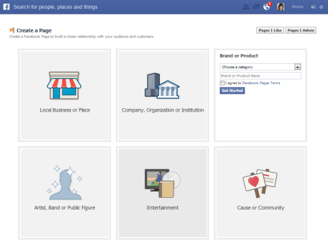 How to Create Facebook Fan Page For Business