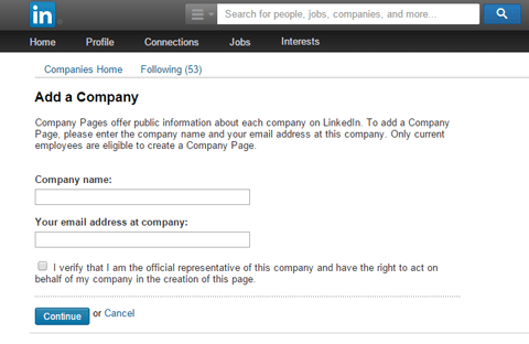 How to Setup Your Company Page on LinkedIn