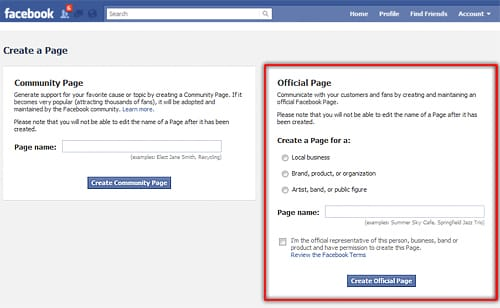 How to Set Up Community Page on Facebook