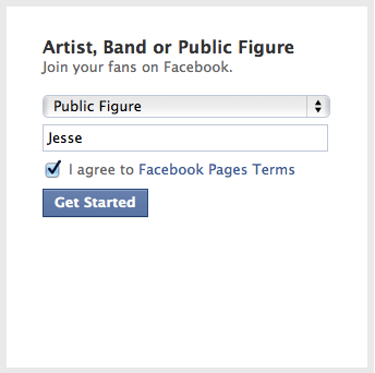 How to Create a Public Figure Page on Facebook