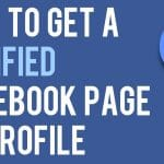 How to Get Facebook Fan Page Verification Badge
