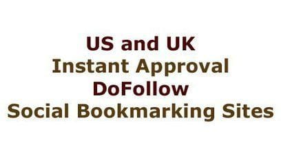 Best Social Bookmarking Sites in UK