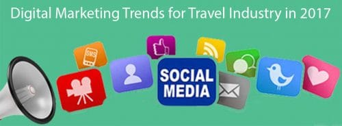 Latest Digital Marketing Trends For Travel