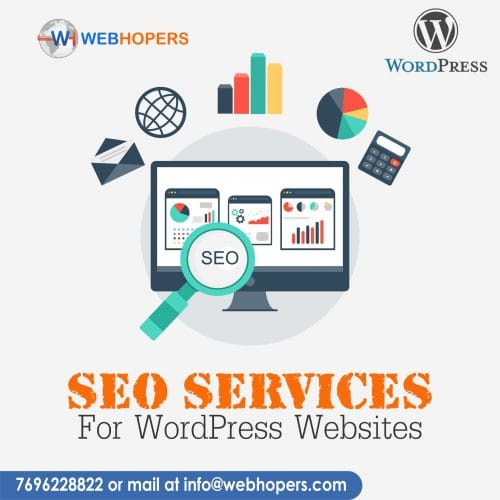 SEO Services for WordPress Websites