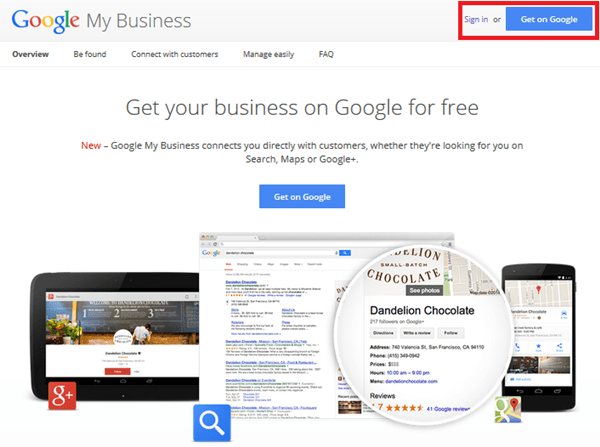 How to Rank Your Google My Business Page in Search Results