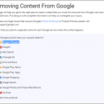 How to Remove all Copied Content From Google