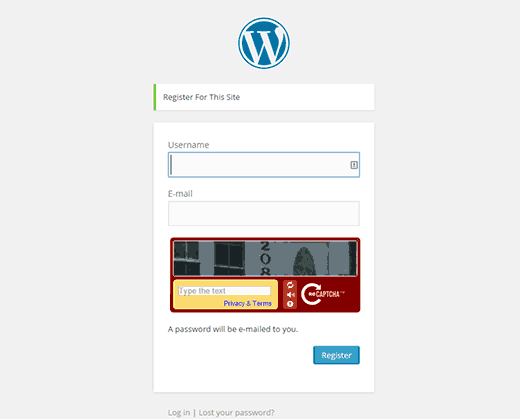 How To Implement Captcha On WordPress Login Page