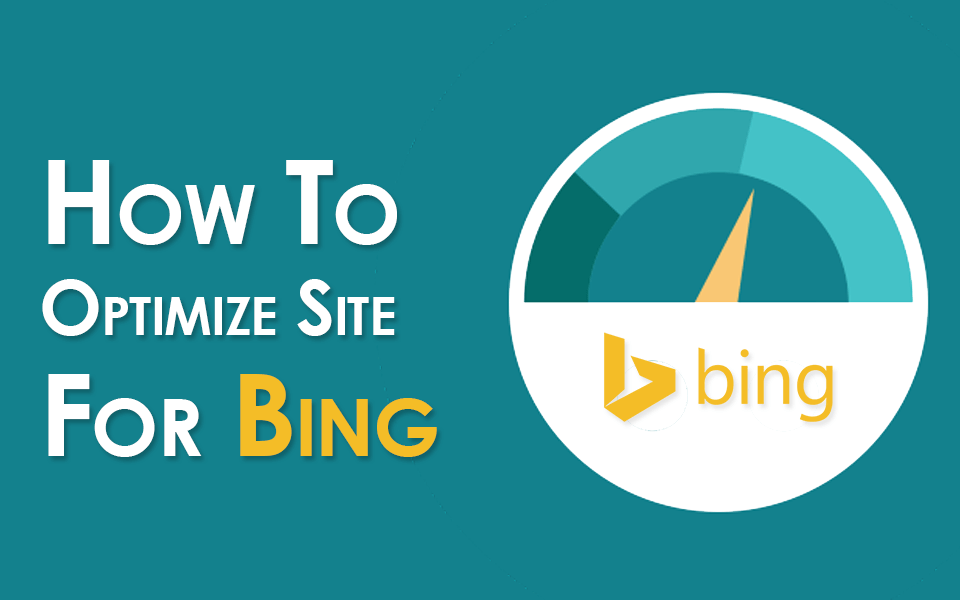 How to Optimize Website for Bing Search
