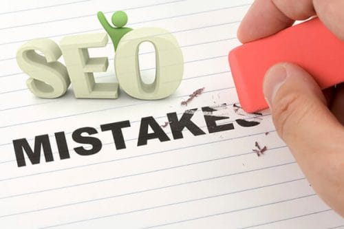 Common SEO Mistakes That Could Penalize Your Site