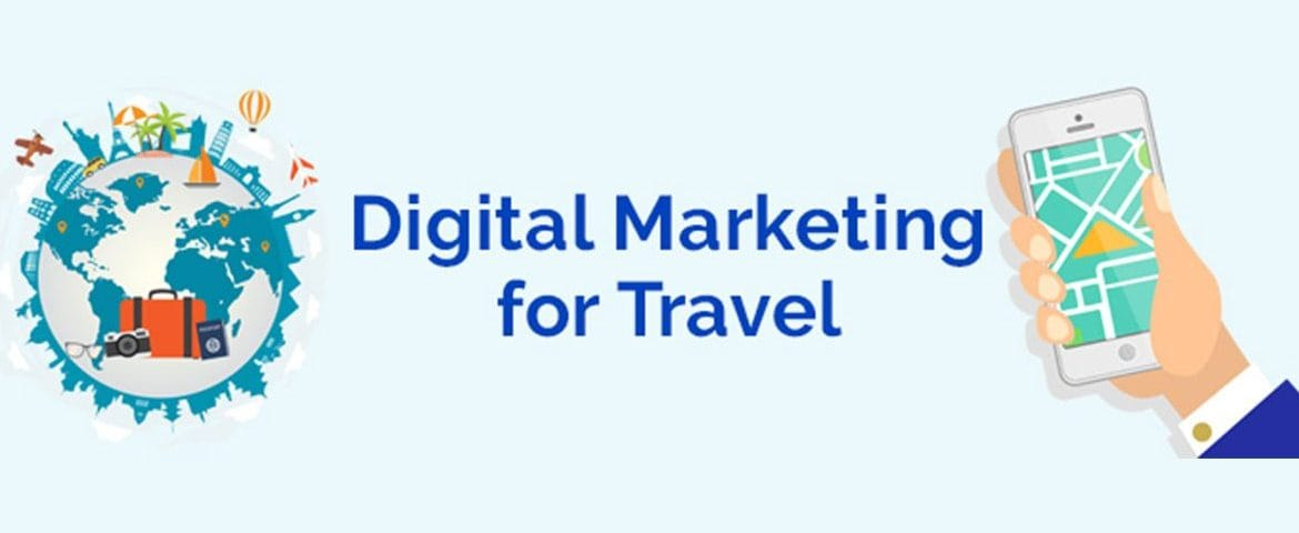 Digital Marketing for Travel Industry
