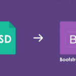 PSD To Bootstrap Conversion Services