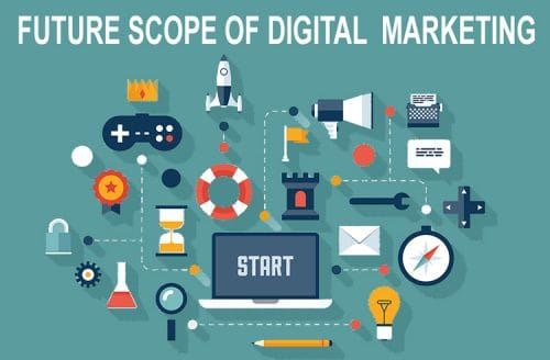 scope of digital marketing in future