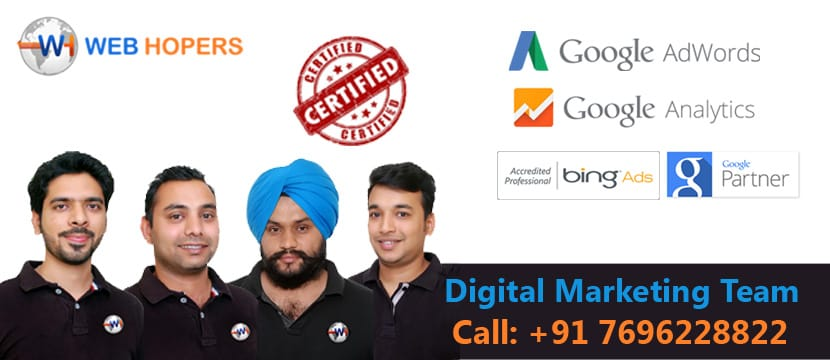 Digital Marketing Company in Zirakpur