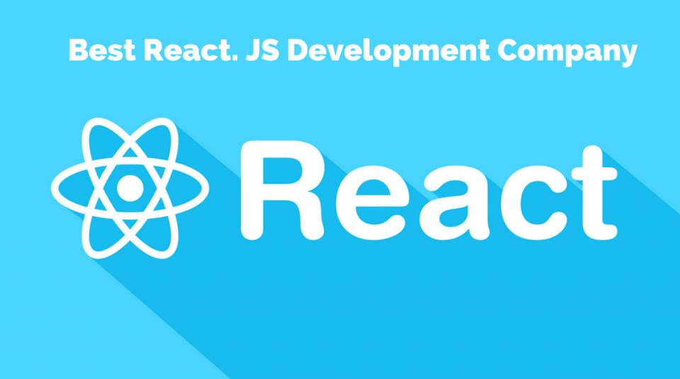React JS development companies in India