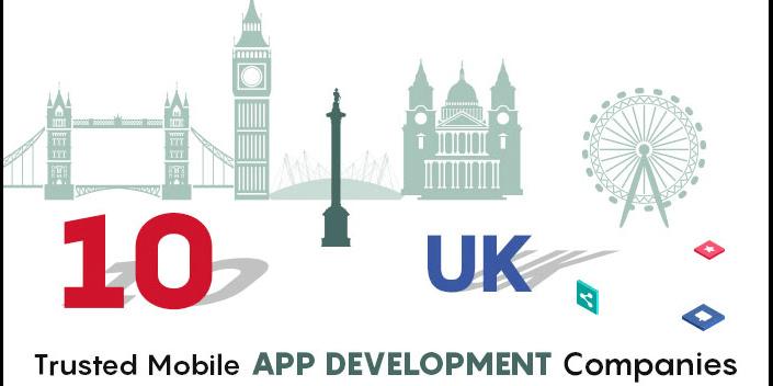 list of top 10 mobile app development companies in UK