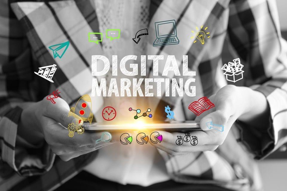 List Of Top 10 Digital Marketing Companies In UK