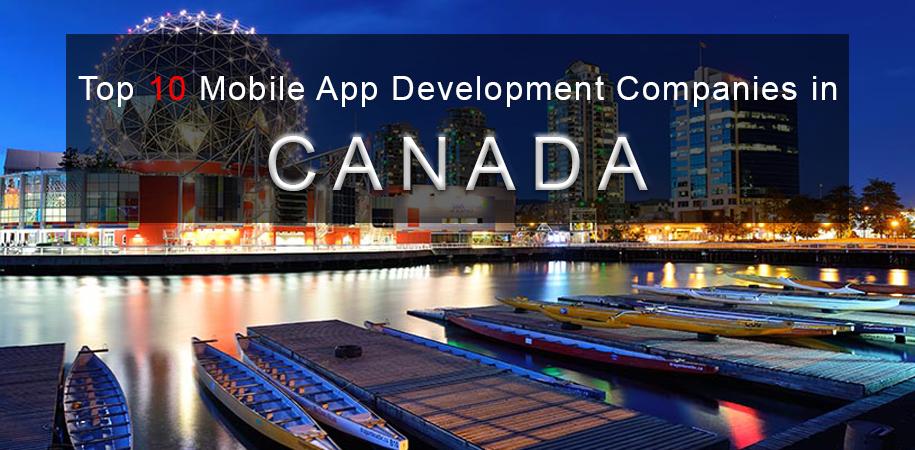 Best mobile app development companies in Canada