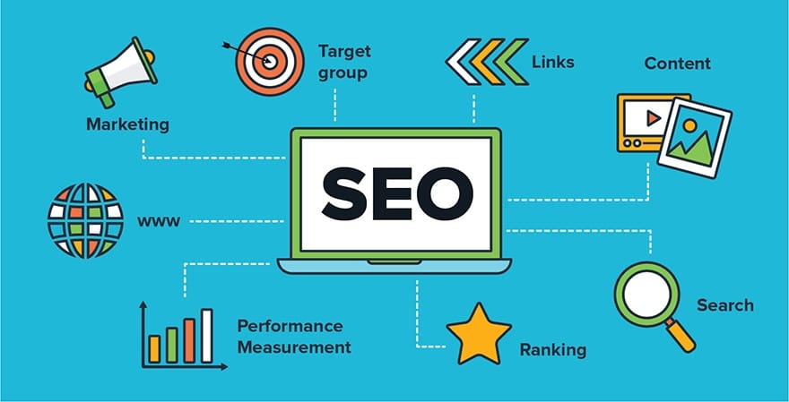 List of top 10 SEO companies in UK