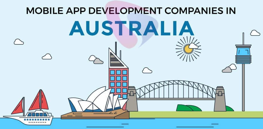 list of top 10 mobile app development companies in Australia