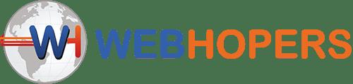 Webhopers Logo
