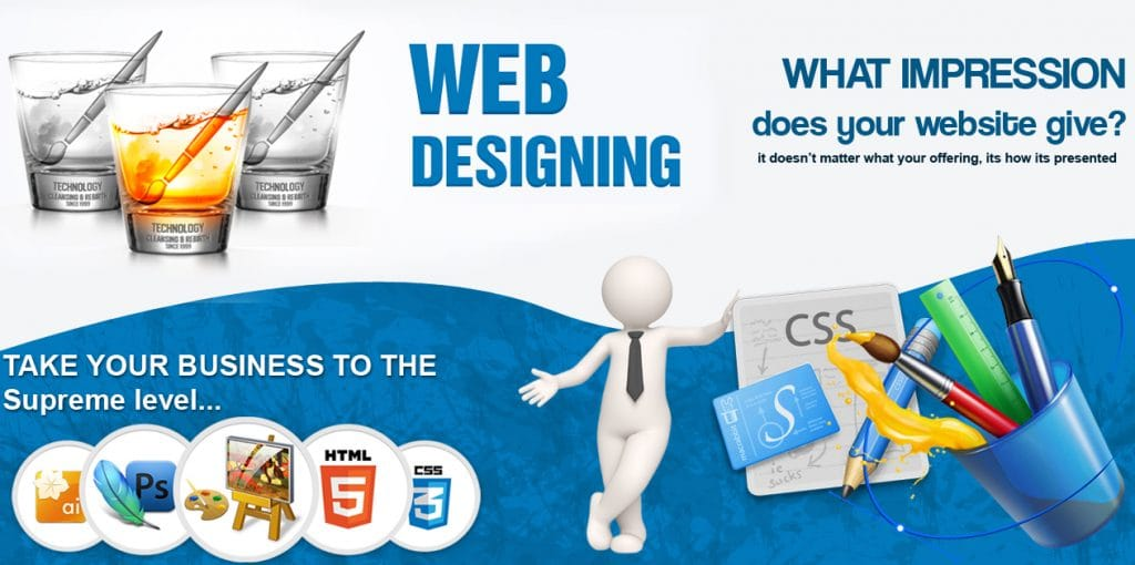 Top Web Designing Companies in India