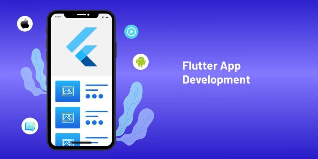 Flutter App Development Company in India