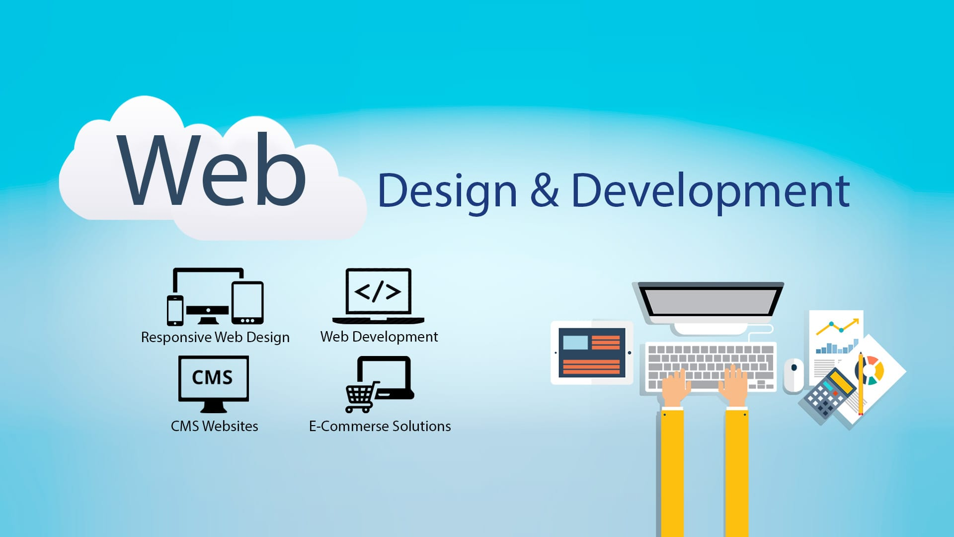 Web Development & Web Designing Company in Manimajra