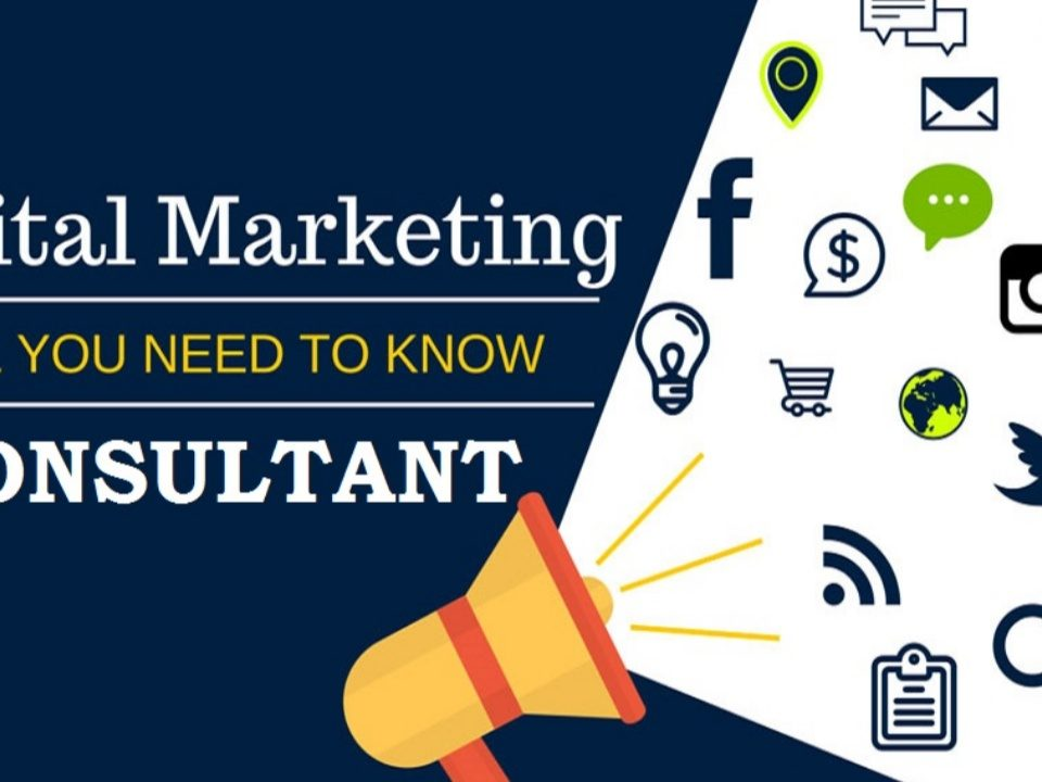 Digital marketing consulting company in India