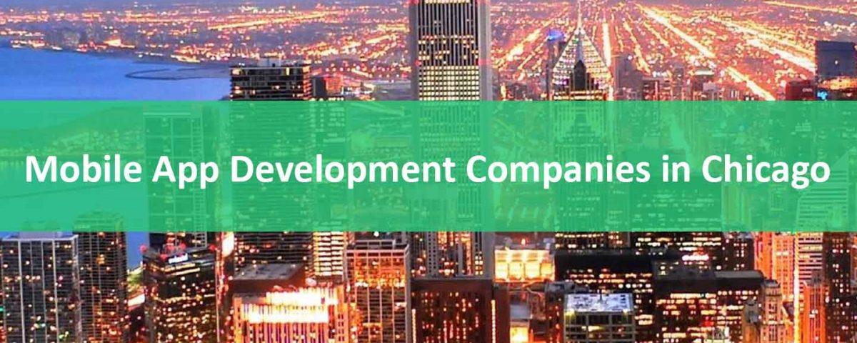 Mobile app development companies in Chicago